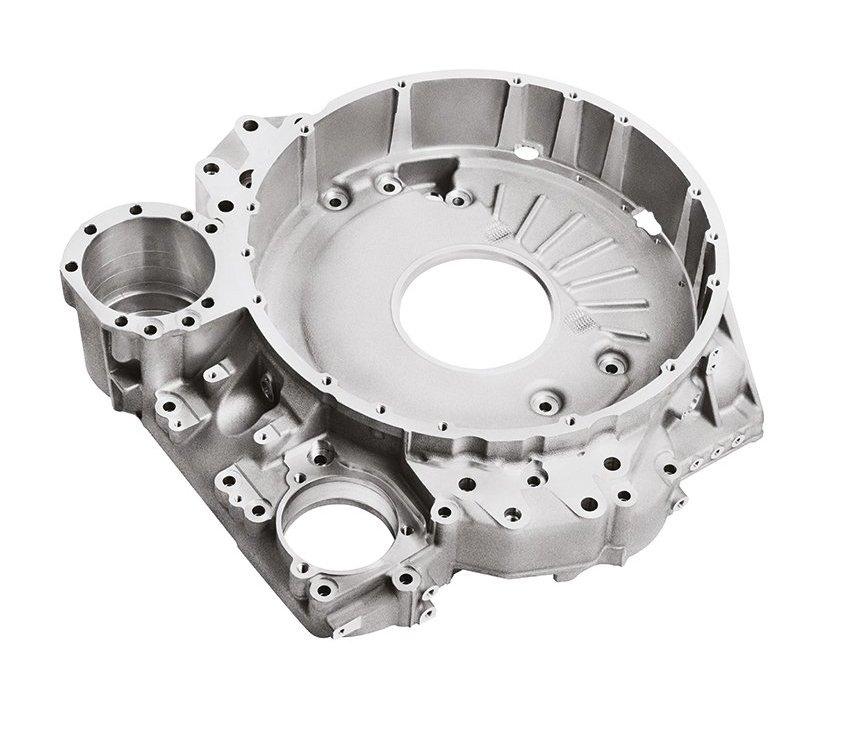 Flywheel housingGRAVITY TILT CASTING 34.8 KG