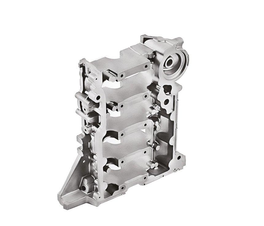 Engine bedplateHPDC 6.7 KG